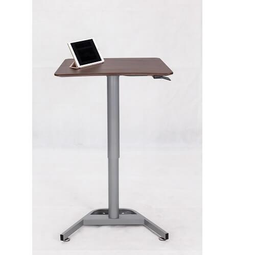 שולחן פנאומטי ללא גלגלים