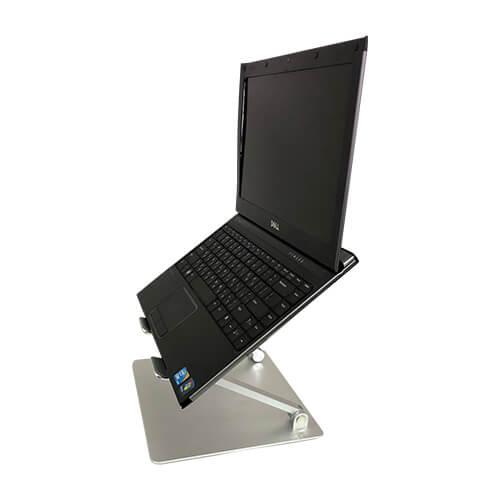 מגביה מתכוונן למחשב נייד- רקע לבן (4)